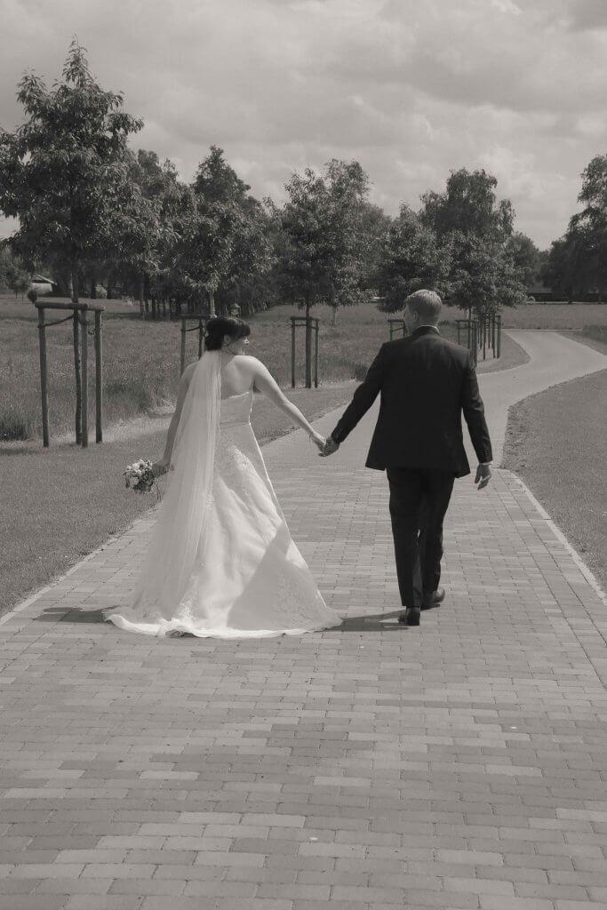 Brautpaar - Hochzeitsreportage NRW