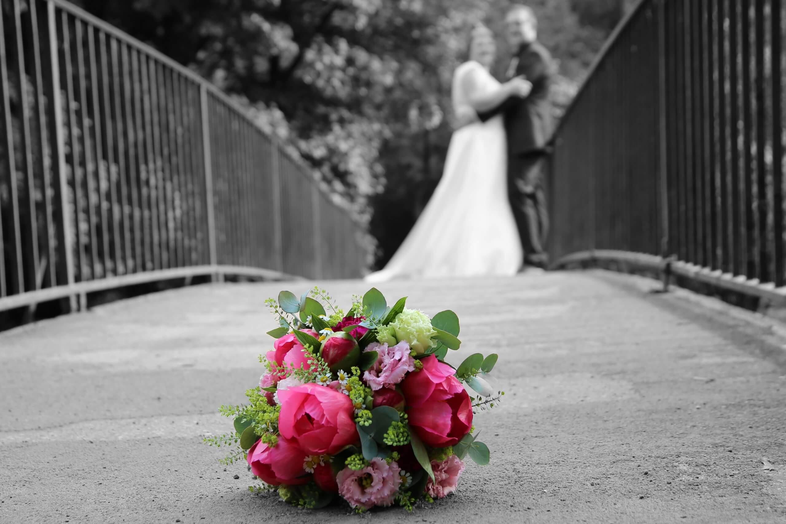 Brautpaar - Fotograf für Hochzeit